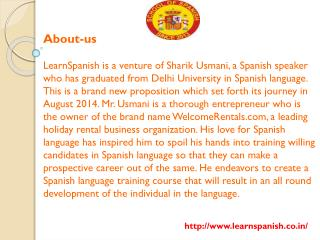 Foreign Language Institutes in Delhi
