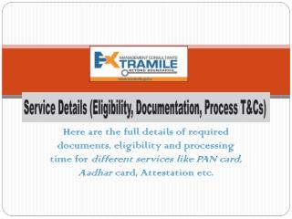 Extramile Consultancy - Advisory Services, Management, Finance