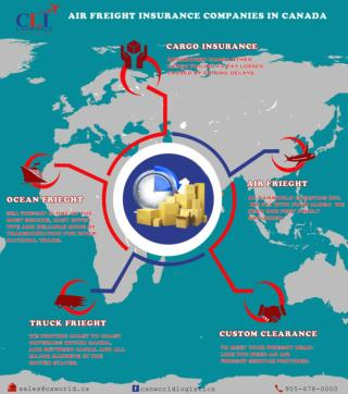 Canworld - Best Freight Forwarder Company in Canada