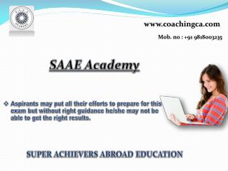 Coachingca- Best Bank PO Coaching in Gurgaon