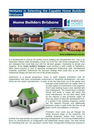 Consider The Materials, Things Besides Devices that The Home Builders Brisbane Use