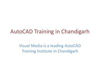 Autocad Training in Chandigarh
