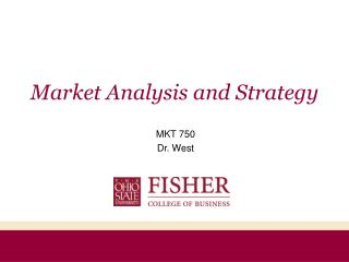 Market Analysis and Strategy