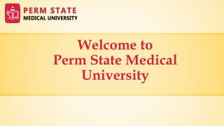 Perm State Medical University | study Medicine in Perm State Medical University