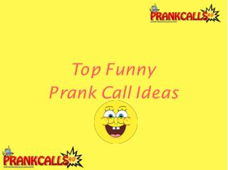 Top Funny Prank Calls |Make Prank Calling Interesting