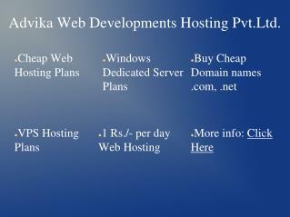 web hosting india | vps hosting india | dedicated hosting india | reseller hosting india