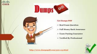300-115 Practice Exam