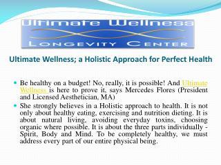 Best Treatment for Plantar Fasciitis | Ultimate Wellness LLC