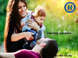 Infertility homeopathy treatment