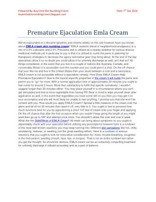 EMLA Cream: Tattoo Pain Relief – Emla Cream and Tattoos