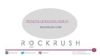 Diamond Jewellery Design