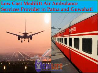 Affordable Cost Air Ambulance Services in Patna