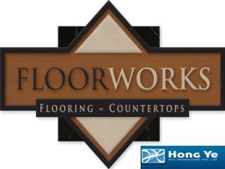Floor covering installer