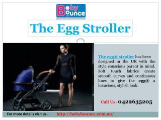 The Egg Stroller