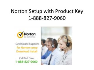 Norton Setup with Product Key | 1-888-827-9060