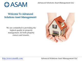 Advanced Solutions Asset Management LLC