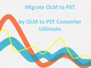 Migrate Olm to PST