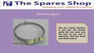 Neff Oven Element