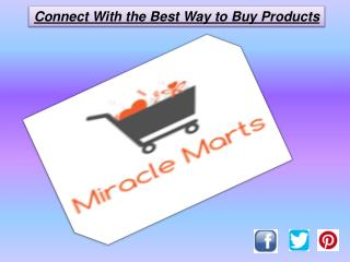 Connect With the Best Way to Buy Products