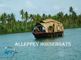 HOUSEBOATS IN ALLEPPEY