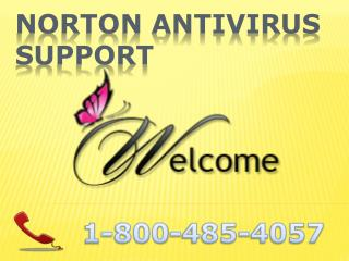 Norton Antivirus Techical Support Number-1-800-261-4071
