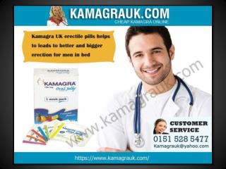 Kamagra Tablets For Healthy And Memorable Time In Bed