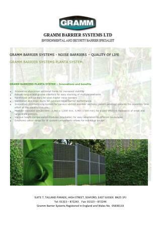 Gramm Green Planting System