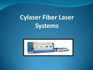 Cylaser Fiber Laser Systems