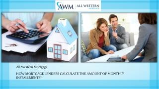 Fixed-rate mortgage loan