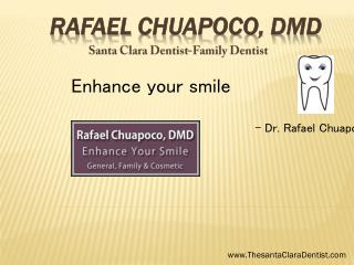 Dr. Chuapoco Dentist in Santa Clara California offering Full Dentures to hold one or more artificial teeth. For more vis