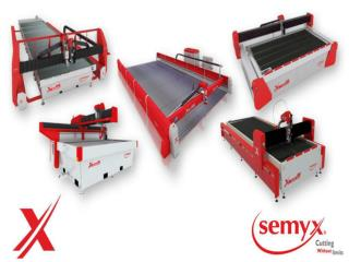 Semyx Water Jets Cutting Machines System in USA