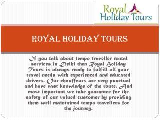 Luxury Tempo Traveller Hire in Delhi, Tempo Traveller Rent, 20 Seater Tempo Traveller Booking