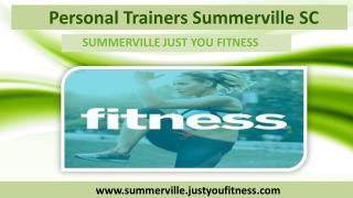 Personal Trainers Summerville SC
