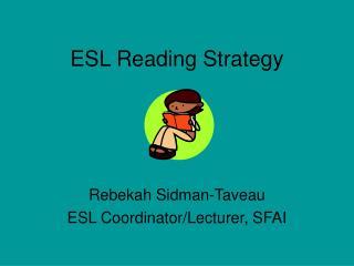 ESL Reading Strategy