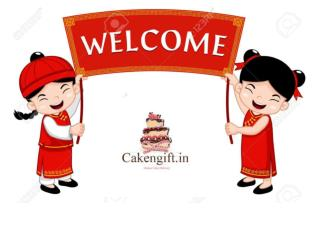 Celebrating your child's first with sweet online Ghaziabad