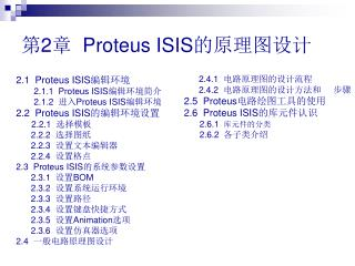 2  Proteus ISIS