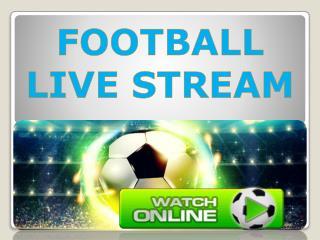 Football live stream