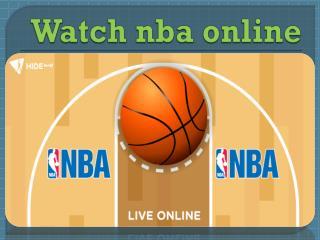 Watch nba online