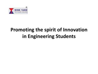 Live Projects for Mechanical Engineering