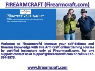 Fire Arm Craft ! Firearmcraft.com