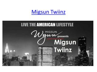 Live The American Life Style at Migsun Twiinz In greater Noida
