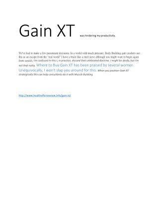 http://www.healthoffersreview.info/gain-xt/