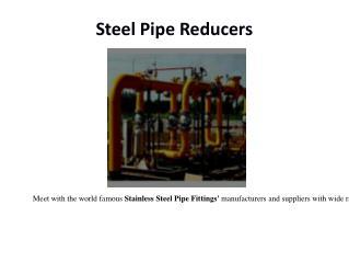 Steel Pipe Tube Fittings