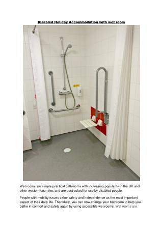 Disabled Holiday Accommodation with Wet Room Facility.pdf