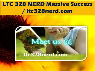LTC 328 NERD Massive Success / ltc328nerd.com