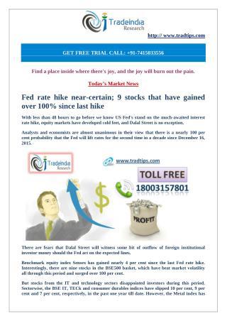 Best Advisory Company, Stock Market Tips, Equity Market Tips