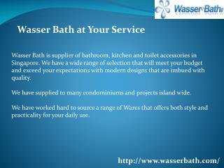 Wasser Bath