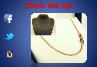 Shop For Silver Necklaces Online
