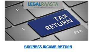 Easily file ITR return for income from business or professional | Professionals, Freelancers or businessmen can file ITR