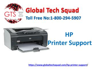 Hp Printer for Support Toll Free:USA 1-800-294-5907